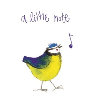NOTES/Bluebird