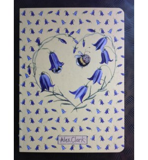 NOTEBOOK/Bee Heart