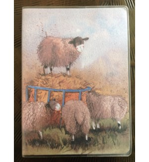NOTEBOOK/Sheep Plastic