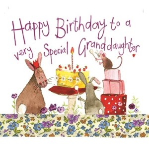 RBDB/Birthday Granddaughter