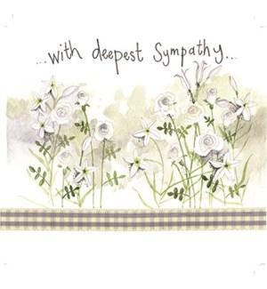 SYB/Sympathy Flowers