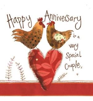 ANB/Anniversary Heart