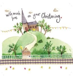 RLB/Christening Day