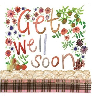 GWB/Floral Get Well