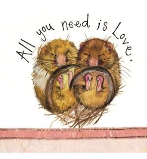 EDB/All You Need Is Love