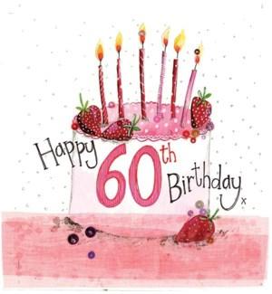ABDB/60 Year Old Cake