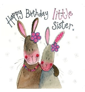 RBDB/Little Sister Rabbit