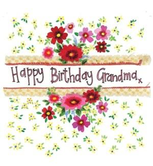 RBDB/Grandma Floral