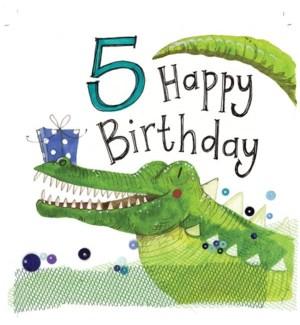 CBDB/5 Year Old Crocodile