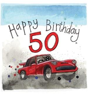ABDB/50 Year Old Car