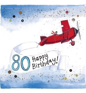 ABDB/80 Year Old Aeroplane