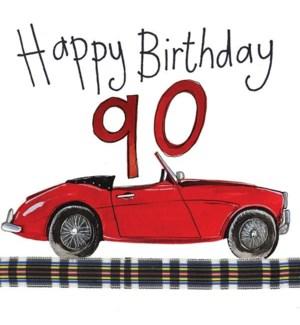 ABDB/90 Year Old Classic Car