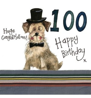 ABDB/100 Years Old Paws