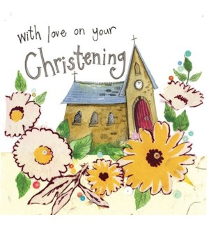 RLB/Floral Christening