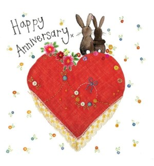 ANB/Rabbit Anniversary