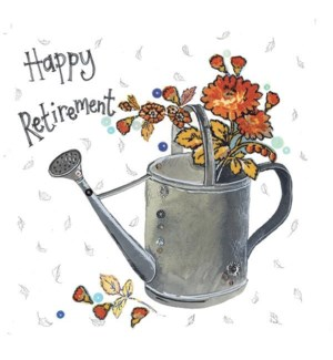 RTB/Watering Can Retirement