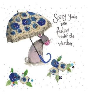 GWB/Umbrella Get Well