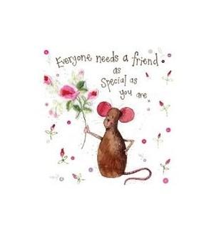 FRB/Mouse Friend