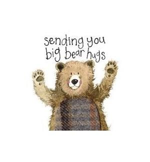 EDB/Bear Hugs