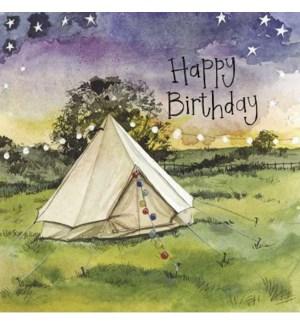 BDB/Starlight White Tent