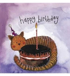 BDB/Starlight Cat And Cake