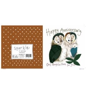 ANB/Owl Anniversary