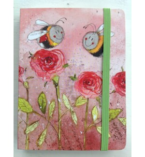 NOTEBOOK/Bees & Roses SM