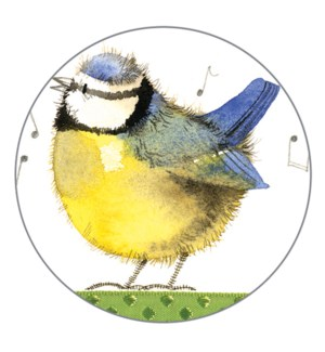 GIFTTAGS/BLUE TIT