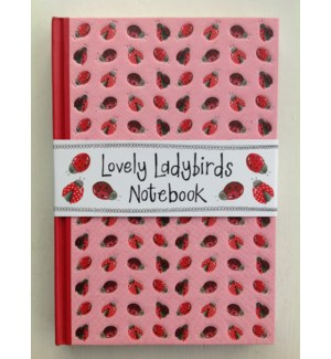 JRNL/Lovely Ladybirds  SM