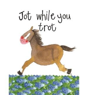 JRNL/Horse Spiral