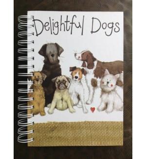 JRNL/Delightful Dogs Spiral