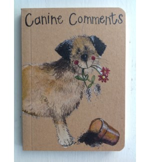 NOTEBOOK/Border Terrier SM
