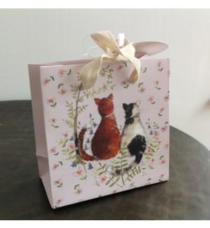 GIFTBAG/Two Cats SM