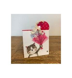 GIFTBAG/Pink Bouquet