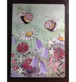 NOTEBOOK/Bee Meadow  LG