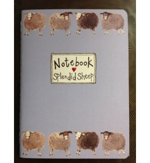 NOTEBOOK/Splendid Sheep  M