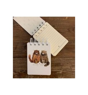 NOTEPAD/Crazy Cat Lady