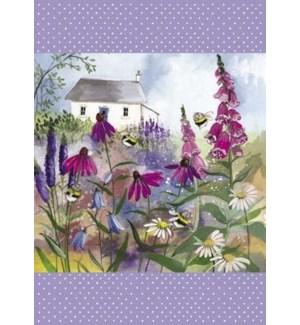 TEATOWEL/Bee Garden