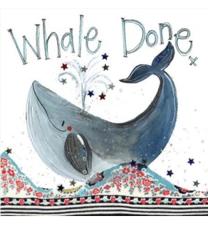 WE/Whale Done