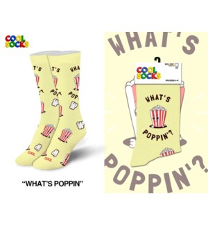 SOCKS/What's Poppin