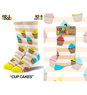SOCKS/Cup Cakes