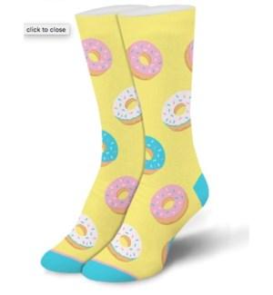SOCKS/Doughnut