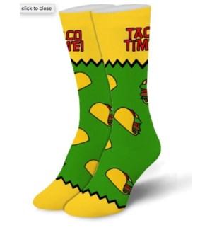 SOCKS/Taco Time