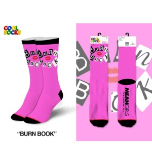 SOCKS/Burn Book
