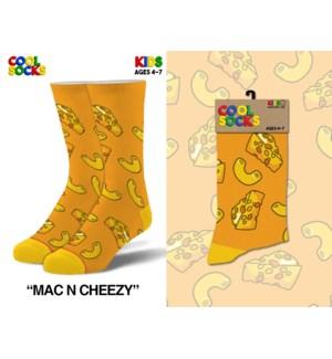 SOCKS/Mac N Cheezy