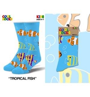 SOCKS/Tropical Fish