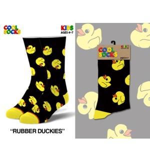 SOCKS/Rubber Duckies