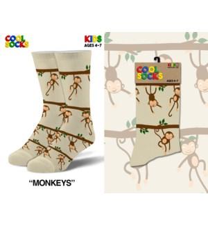 SOCKS/Monkeys
