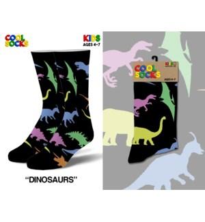 SOCKS/Dinosaurs