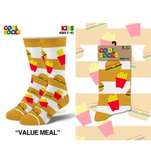 SOCKS/Value Meal
